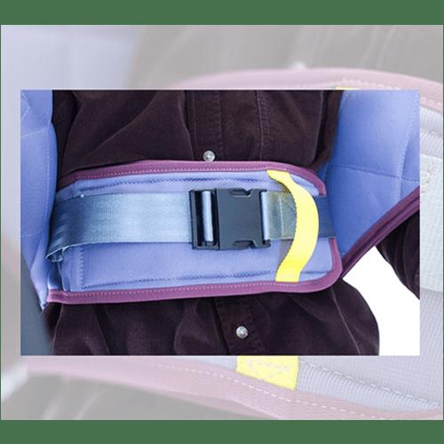 Imbracatura ascellare per verticalizzatore