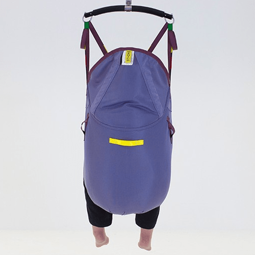 Imbracatura con supporto testa e schiena