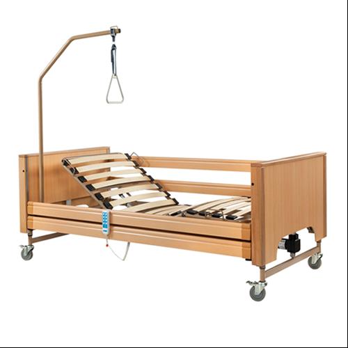 Letto elettrico con sponde ad altezza variabile medicare verona - Sponde letto per anziani ...