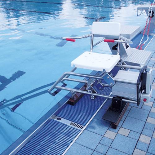 Sollevatore da piscina Neptun